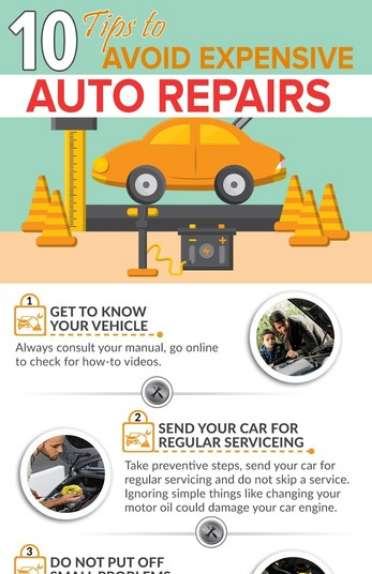Tips To Avoid Expensive Auto Repairs