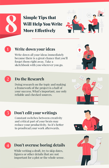 8 Simple Tips to Improve Your Writing Competence